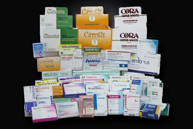 Kozmetik ve İlaç Kutuları